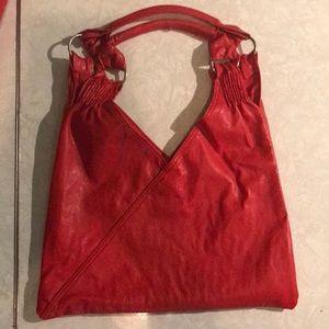 🔹BOGO🔹 Vintage red faux leather purse